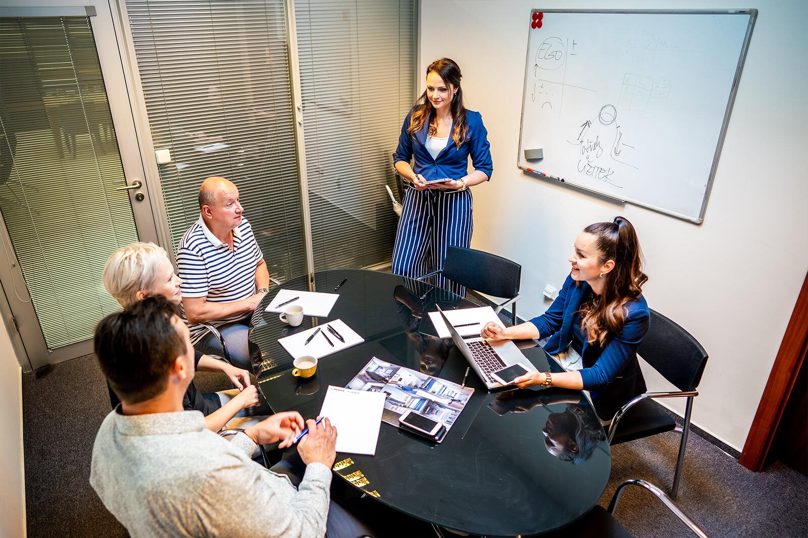 smartego kurzy angličtina business english